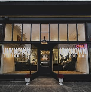 Unknown Tattoo Co - Snohomish, WA