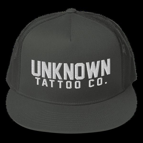 Unknown Tattoo Co. Snapback Trucker Hat