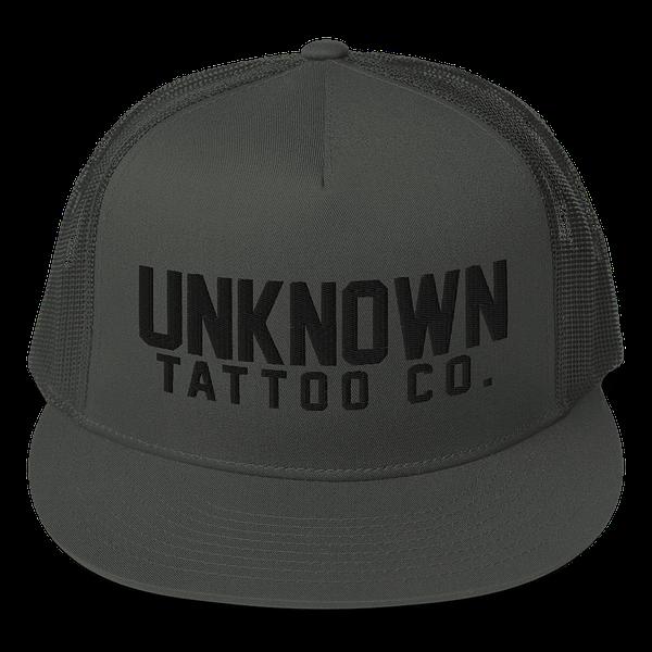 Unknown Tattoo Co. Snapback Trucker HatUnknown Tattoo Co. Snapback Trucker Hat