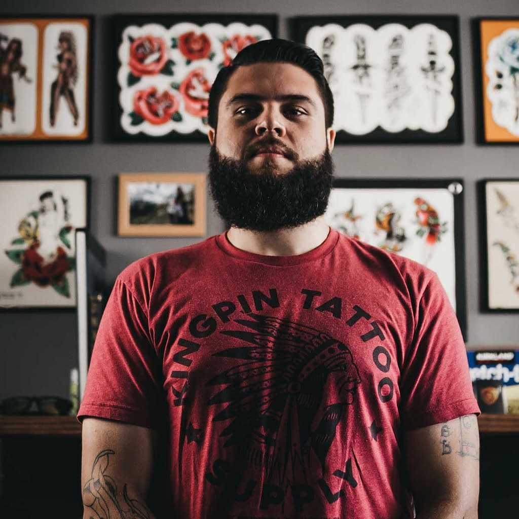 Jeff Davis - Tattoo artist at Unknown Tattoo Co. in Snohomish Washington